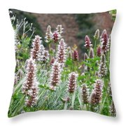 Were In Paradise Throw Pillow