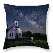 Wesley Chapel Throw Pillow