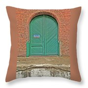 West Bottoms 7708 Throw Pillow