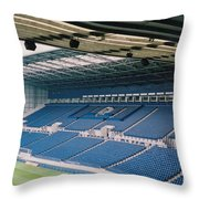 West Bromwich Albion - The Hawthorns - East Stand 1 - August 2003 Throw Pillow
