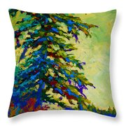 West Coast Sentinel Throw Pillow