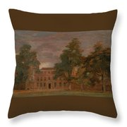 West Lodge Throw Pillow
