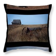 West Plains Trio Throw Pillow