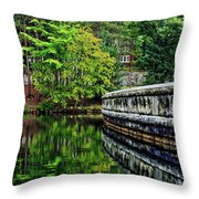 West Point Throw Pillow