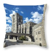 West Point Military Academy Throw Pillow