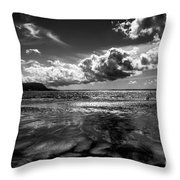 West Shore  Throw Pillow