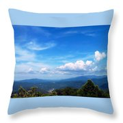 West Virginia Calling Me Home Throw Pillow