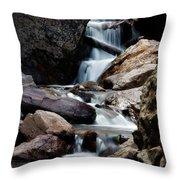 West Willow Creek 2 Throw Pillow