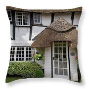 Westbrook Cottage Micheldever Throw Pillow