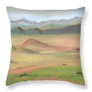 Westcliffe Valley II Throw Pillow