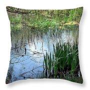 Westcreek Reservation 4 Throw Pillow
