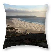 Western Cape South Africa Throw Pillow