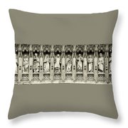 Westminster Martyrs Memorial - 1 Throw Pillow
