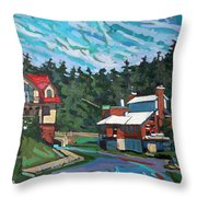 Westport Cove Throw Pillow