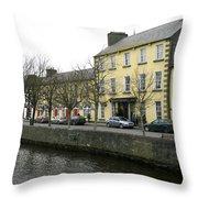 Westport Ireland I Throw Pillow