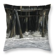 Wharf 2 Throw Pillow