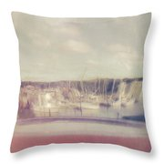 Wharfed Perspective Throw Pillow