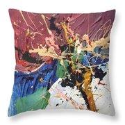 Wharlwind  Throw Pillow