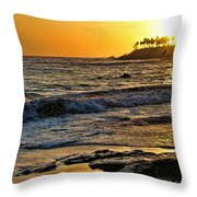 What A Beautiful Day Throw Pillow