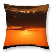 What A Sight Throw Pillow