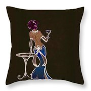 What Are You Doing New Years Eve? Throw Pillow