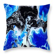 What Can You See Throw Pillow