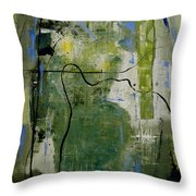 What Counts Is A New Creation Throw Pillow