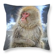 What Did You Just Say? Throw Pillow