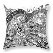 What Is The Soul For? Throw Pillow