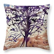 What Is The Tree? Throw Pillow