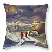 What Nasa Knows Throw Pillow