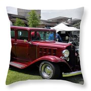 What Suv Throw Pillow