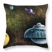 What The Egyptians Knew Throw Pillow
