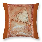 What Time Is It In Emeralda? Throw Pillow