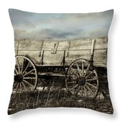 What Was Once Needed Throw Pillow