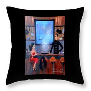 What's Cookin'? Throw Pillow