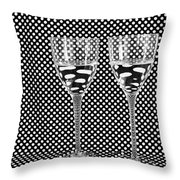 What's In My Drink? Throw Pillow