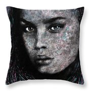 Whats My Name Throw Pillow