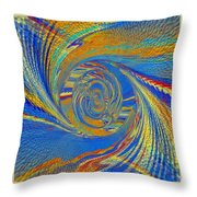 Wheat Ear Throw Pillow
