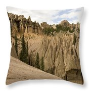 Wheeler Geological Area Is A Unique Throw Pillow