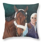 When All The Stars Align Throw Pillow by GCannon