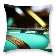 When Cars Were Cool Throw Pillow