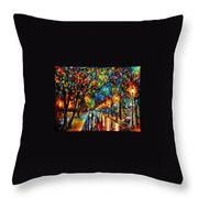 When Dreams Come True  Throw Pillow