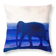 When I Was Young Throw Pillow