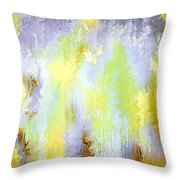 When I Am With You Throw Pillow