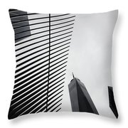 When We Strived Throw Pillow
