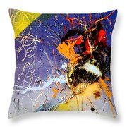 When You Give, Then You Get  Throw Pillow