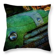Where Are The Good Old Days Gone Throw Pillow