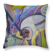 Where Do Dreams Come From I Throw Pillow