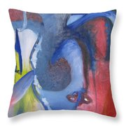 Where Do The Dreams Come From II Throw Pillow